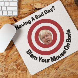 Boris Johnson Mouse Mat