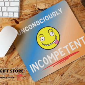 unconsciously incompetent
