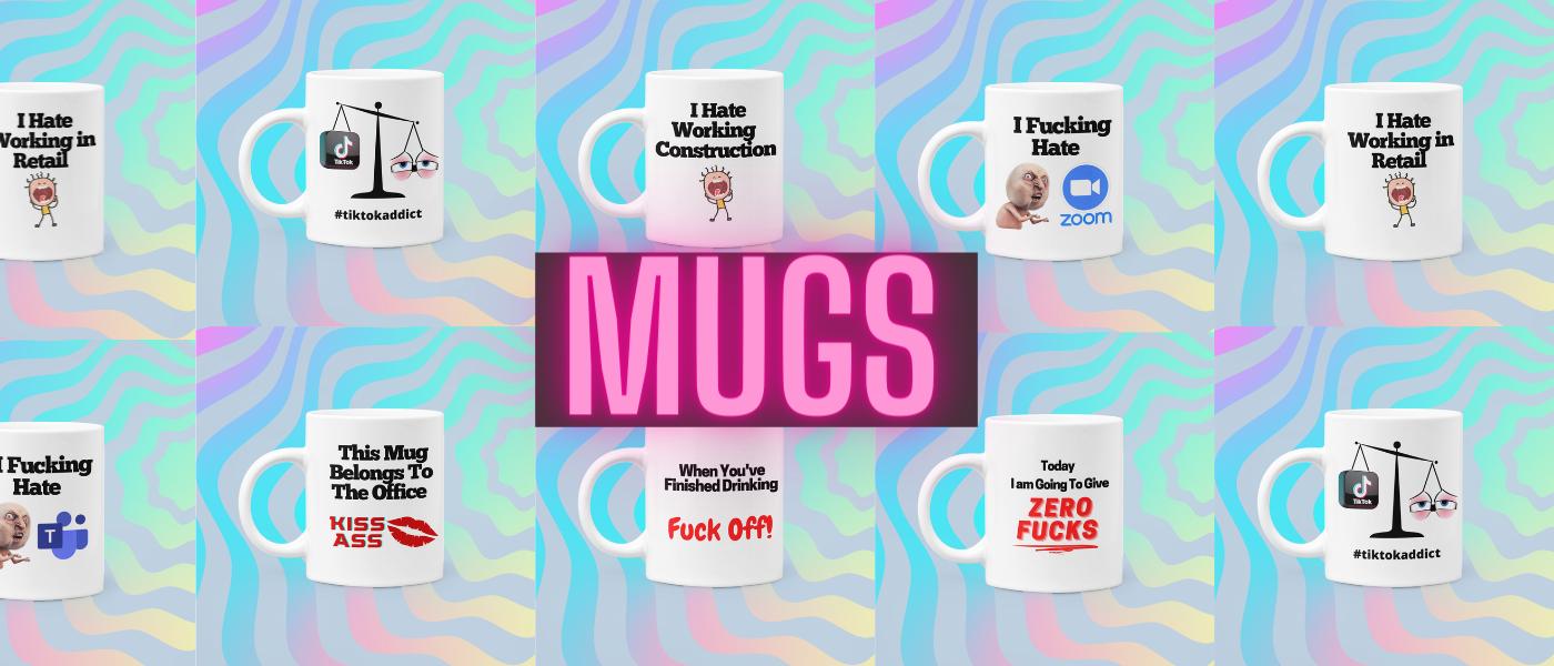 Funny Mugs Online
