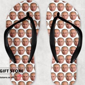 Vladimir Putin Flip Flops