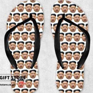 Kim Jong Un Flip Flops