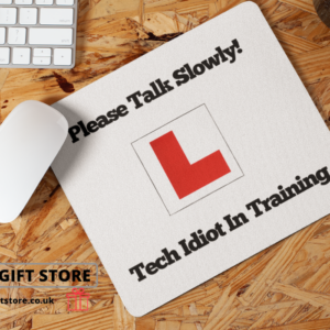 Learner Driver Mouse Mat