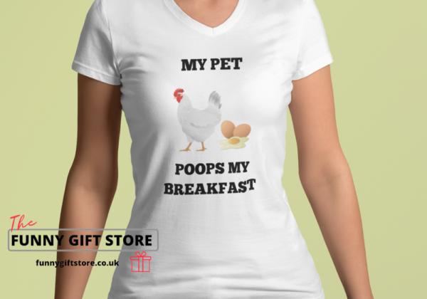 poops breakfast