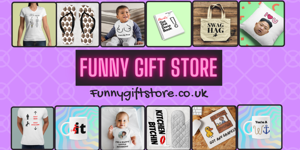 The Funny Gift Store