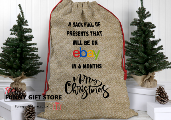 ebay Christmas Sack
