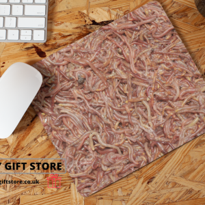 worms mouse mat