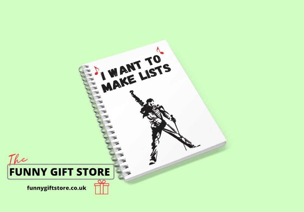 I want to make lists